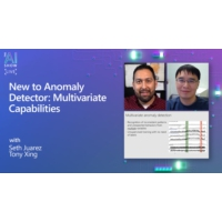 Logo du podcast New to Anomaly Detector: Multivariate Capabilities | AI Show