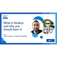 Logo of the podcast What is Node.js and why you should learn it [1 of 26] | Beginner's Series to: Node.js