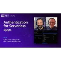Logo du podcast Authentication for Serverless apps with Easy Auth | On .NET