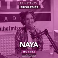 Logo of the podcast NAYA interview dans Les Instants Privilégiés Hotmixradio.