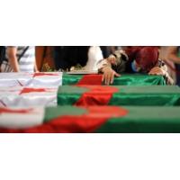 Logo of the podcast L'Algérie récupère les restes de 24 combattants restitués par la France