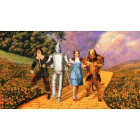 Logo of the podcast #56: The Wizard of Oz