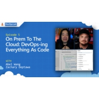 Logo du podcast On Prem To The Cloud: DevOps-ing Everything As Code (episode 5) | The DevOps Lab
