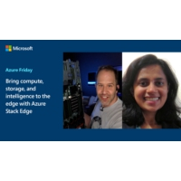 Logo of the podcast Bring compute, storage, and intelligence to the edge with Azure Stack Edge | Azure Friday
