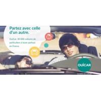 Logo du podcast OuiCar, un acteur ambitieux du carsharing