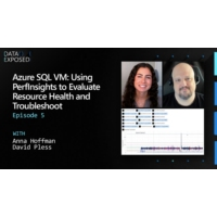 Logo of the podcast Azure SQL VM: Using PerfInsights to Evaluate Resource Health and Troubleshoot (Ep. 5) | Data Exposed