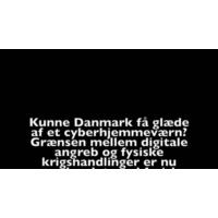 Logo du podcast Techtopia video ekstra: Skal Danmark have et cyberhjemmeværn? Del 1