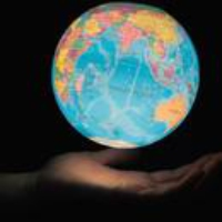 Logo of the podcast The World, Remade