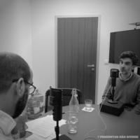 """Logo of the podcast Ricardo Paes Mamede: """"Quando vem a próxima crise?"""""""