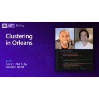 Logo of the podcast Clustering in Orleans | On .NET