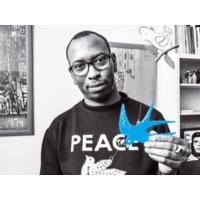 """Logo du podcast Mamadou Ba: """"Continuo a receber ameaças de morte, nomeadamente de polícias, comandos e GNR"""""""