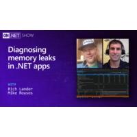 Logo of the podcast Diagnosing memory leaks in .NET apps | On .NET