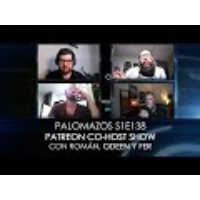 Logo of the podcast Palomazos S1E138 - Patreon Co-Host Show