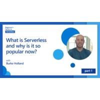 Logo of the podcast What is Serverless and why is it so popular now? [1 of 16] | Beginner's Series to: Serverless | Beg…