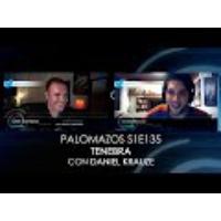 Logo of the podcast Palomazos S1E135 - Tenebra (con Daniel Krauze)