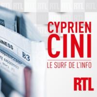 Logo of the podcast Le surf de l'info du 24 juin 2020