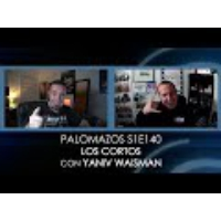 Logo du podcast Palomazos S1E140 - Los Cortos (con Yaniv Waisman)