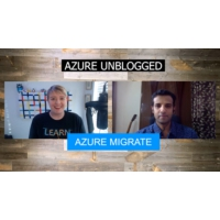 Logo of the podcast Azure Unblogged - Azure Migrate | IT Ops Talk