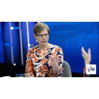 Logo du podcast Ympäristöministeri Krista Mikkonen (vihr.): Lähtevätkö vihreät hallituksesta ilman tyydyttäviä turv…