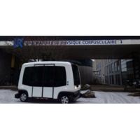 Logo du podcast PAVIN, expérience régionale de véhicules autonomes