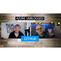 Logo of the podcast Azure Unblogged - GitHub | IT Ops Talk