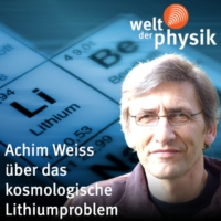 Logo of the podcast Folge 222 – Kosmologisches Lithiumproblem