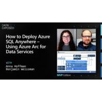 Logo of the podcast How to Deploy Azure SQL Anywhere – Using Azure Arc for Data Services | Data Exposed