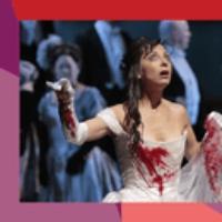 Logo of the podcast Breaking Mad: Donizetti's Lucia di Lammermoor