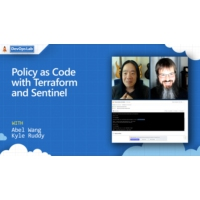 Logo of the podcast Policy as Code with Terraform and Sentinel | The DevOps Lab