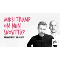 Logo du podcast Miksi Trump on niin suosittu?