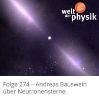 Logo of the podcast Folge 274 – Neutronensterne