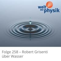 Logo of the podcast Folge 258 – Wasser