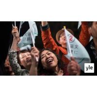 Logo du podcast Vaalitulos kiristää Taiwanin ja Kiinan suhteita