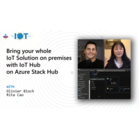 Logo of the podcast Bring your whole IoT Solution on premises | Internet of Things Show