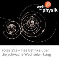 Logo of the podcast Folge 292 – Schwache Wechselwirkung