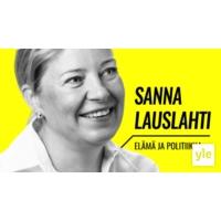 Logo of the podcast Elämä ja politiikka: Sanna Lauslahti