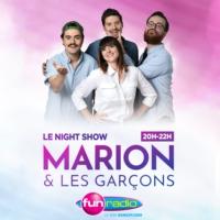 Logo of the podcast Marion et les garçons - L'intégrale du 22 avril