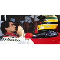 Logo of the podcast Le mythe Ayrton Senna