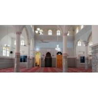 Logo of the podcast مساجد المملكة تفتح أبوابها لأداء الصلوات الخمس في ظل إجراءات صحية ووقائية