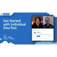 Logo of the podcast Get Started with Individual Dev/Test | The DevOps Lab