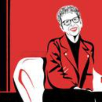 Logo du podcast Terry Gross Talks with David Remnick