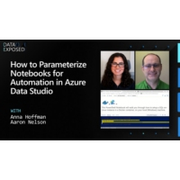 Logo du podcast How to Parameterize Notebooks for Automation in Azure Data Studio | Data Exposed