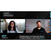 Logo of the podcast Infrastructure as Code and Azure – A Match Made in the Cloud (Part 2) | Data Exposed