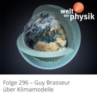 Logo of the podcast Folge 296 – Klimamodelle
