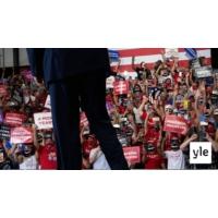 Logo du podcast Republikaanit käyvät vaaleihin Trumpin puolueena