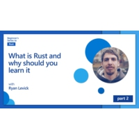 Logo of the podcast What is Rust and why should you learn it [2 of 35] | Beginner's Series to: Rust | Beginner's Series…