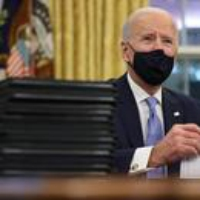 Logo of the podcast Can the Biden Administration Lead a Revolution to Avert Catastrophic Climate Change?