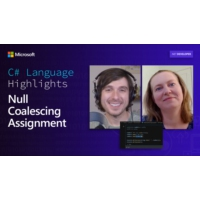 Logo of the podcast C# Language Highlights: Null Coalescing Assignment | On .NET