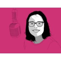 """Logo du podcast Joana Marques: """"Não me apetece fazer piadas brejeiras ou piadas com crianças que morrem de cancro. …"""