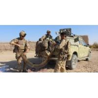 Logo of the podcast Soldats afghans et américains débordés dans le Helmand, terre des talibans